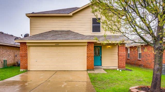 Photo 1 of 31 - 6605 Waterhill Ln, Fort Worth, TX 76179