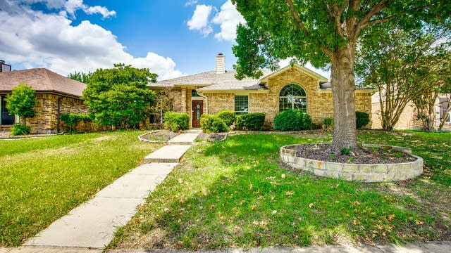 Photo 1 of 27 - 4221 Wild Plum Dr, Carrollton, TX 75010