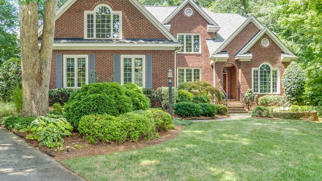 Photo 1 of 25 - 107 Windspring Ct, Cary, NC 27518