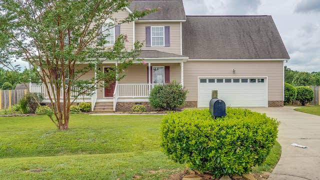 Photo 1 of 24 - 50 Shapiro Ct, Clayton, NC 27520