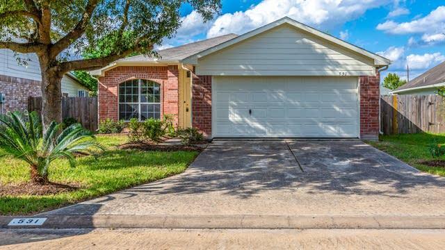Photo 1 of 12 - 531 Richview Ct, Houston, TX 77060