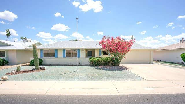 Photo 1 of 23 - 10020 W Kingswood Cir, Sun City, AZ 85351
