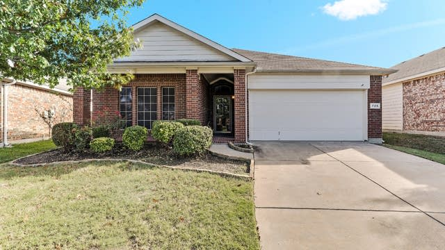 Photo 1 of 26 - 725 San Felipe Trl, Haslet, TX 76052