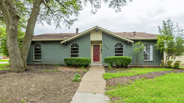 Photo 1 of 23 - 348 Thistle Dr, Garland, TX 75043