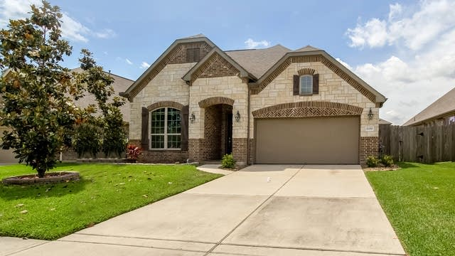 Photo 1 of 25 - 21250 Lily Springs Dr, Porter, TX 77365