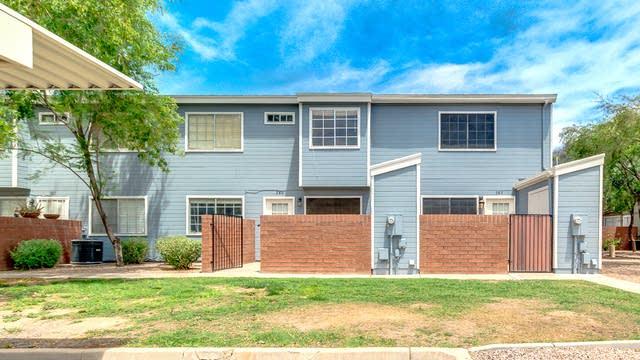 Photo 1 of 14 - 2301 E University Dr #385, Mesa, AZ 85213