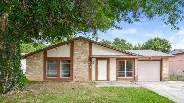 Photo 1 of 24 - 4206 Apple Tree Dr, San Antonio, TX 78222