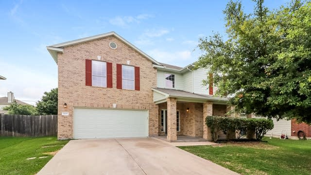 Photo 1 of 25 - 1109 Concan Dr, Hutto, TX 78634