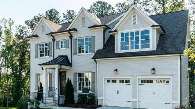 Photo 1 of 25 - 7409 Haywood Oaks Dr, Raleigh, NC 27613