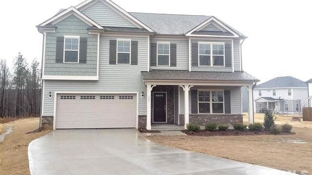 Photo 1 of 23 - 509 Club Center Drive Unit the Weston B H S 94, Youngsville, NC 27596