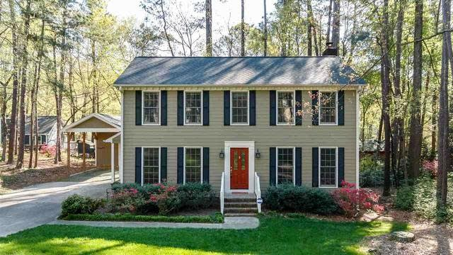 Photo 1 of 28 - 7420 Old Fox Trl, Raleigh, NC 27613