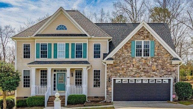 Photo 1 of 30 - 45 Red Rock Ridge Dr, Youngsville, NC 27596