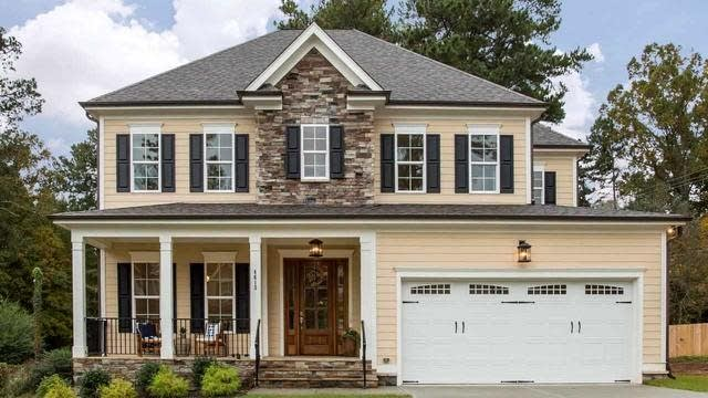Photo 1 of 25 - 4613 Pleasant Pointe Way, Raleigh, NC 27613