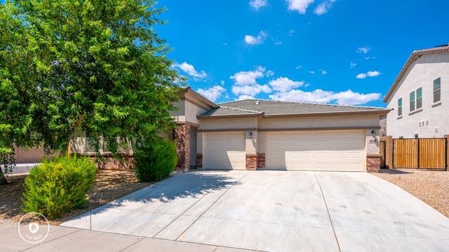 Photo 1 of 35 - 18516 W Turquoise Ave, Waddell, AZ 85355