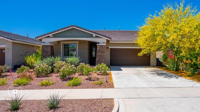 Photo 1 of 31 - 2688 N Springfield St, Buckeye, AZ 85396