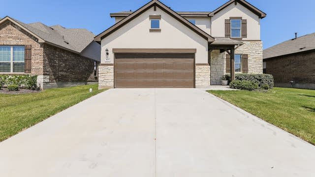 Photo 1 of 26 - 8033 Massa Dr, Round Rock, TX 78665