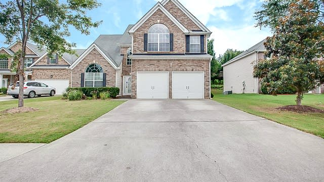 Photo 1 of 21 - 5392 Seabiscuit Pl, Powder Springs, GA 30127