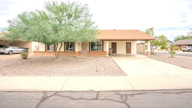 Photo 1 of 16 - 7701 N 108th Dr, Glendale, AZ 85307
