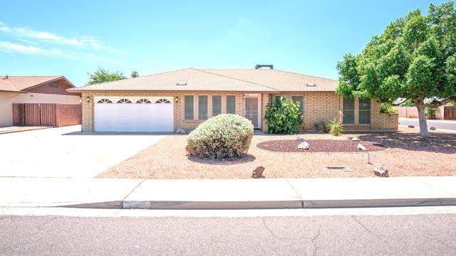 Photo 1 of 22 - 3525 W Campo Bello Dr, Glendale, AZ 85308