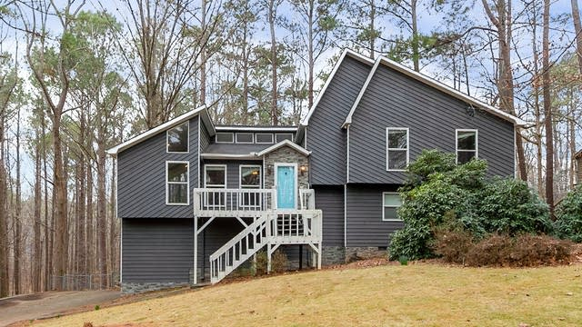 Photo 1 of 28 - 756 Cedar Creek Way, Woodstock, GA 30189