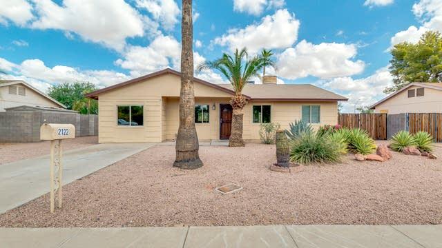 Photo 1 of 20 - 2122 E Monte Cristo Ave, Phoenix, AZ 85022