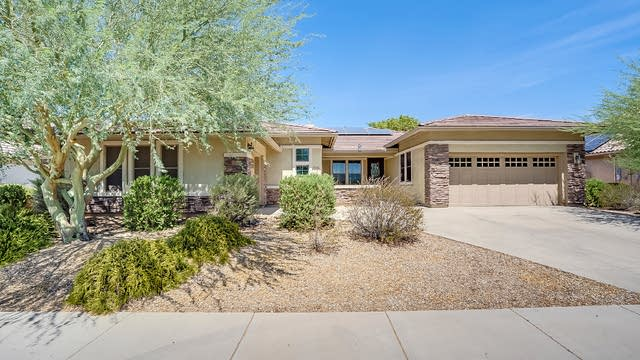 Photo 1 of 37 - 4386 N 158th Dr, Goodyear, AZ 85395