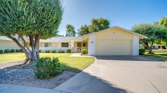 Photo 1 of 20 - 12715 W Prospect Dr, Sun City West, AZ 85375