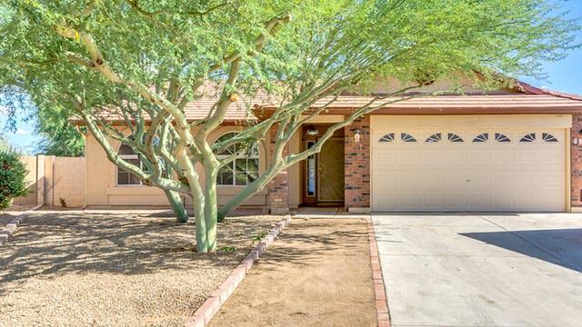Photo 1 of 27 - 5017 E Rousay Dr, San Tan Valley, AZ 85140