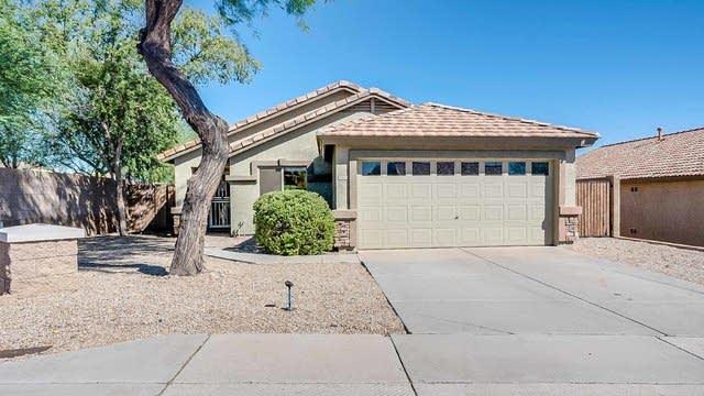 Photo 1 of 22 - 1163 N 90th Pl, Mesa, AZ 85207