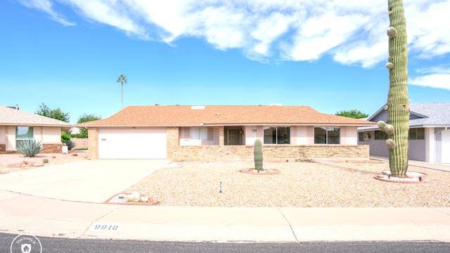 Photo 1 of 21 - 9910 W Oakstone Dr, Sun City, AZ 85351