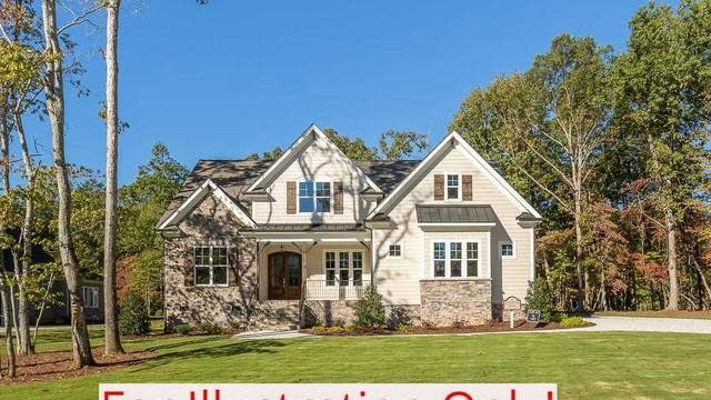 Photo 1 of 30 - 75 Carlson Ridge Dr, Youngsville, NC 27596