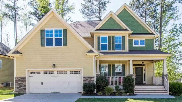 Photo 1 of 30 - 55 Oscar Wilde Way, Youngsville, NC 27596