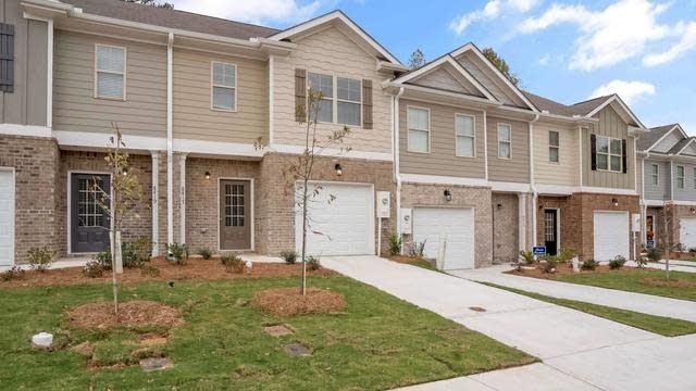 Photo 1 of 27 - 1494 Oconnor Dr #60, Jonesboro, GA 30236