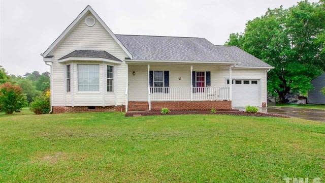 Photo 1 of 21 - 270 Bradford Ridge Dr, Youngsville, NC 27596