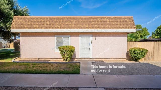 Photo 1 of 18 - 3420 W El Caminito Dr, Phoenix, AZ 85051