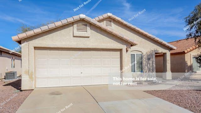Photo 1 of 23 - 2392 W Silver Arrow Dr, Tucson, AZ 85745