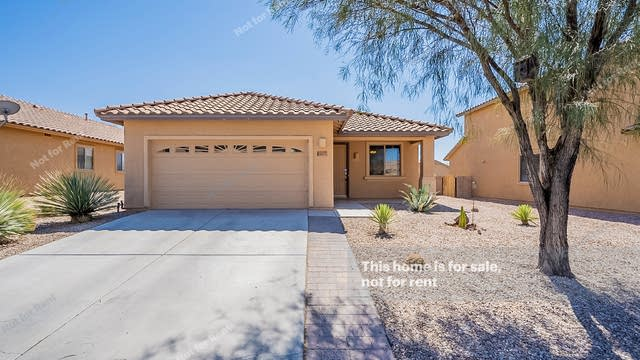 Photo 1 of 32 - 14377 N Bannerstone Ct, Marana, AZ 85653