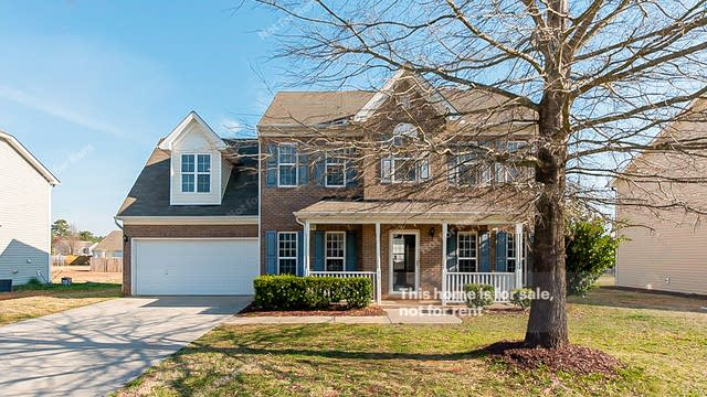 Photo 1 of 24 - 95 Shore Pine Dr, Youngsville, NC 27596