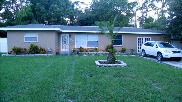 Photo 1 of 35 - 1848 Evergreen Dr, Edgewater, FL 32141