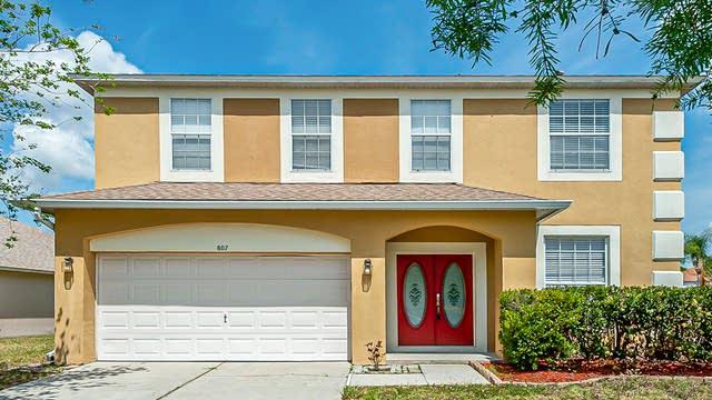 Photo 1 of 26 - 807 Jadestone Cir, Orlando, FL 32828