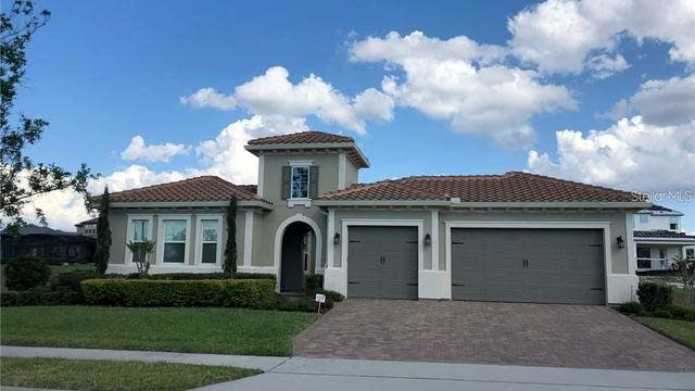 Photo 1 of 15 - 16820 Broadwater Ave, Winter Garden, FL 34787