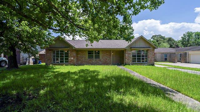 Photo 1 of 27 - 17534 Crestline Rd, Humble, TX 77396