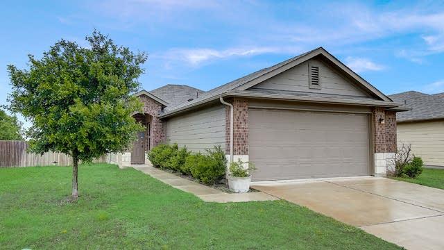 Photo 1 of 50 - 610 Pinnacle Dr, Georgetown, TX 78626