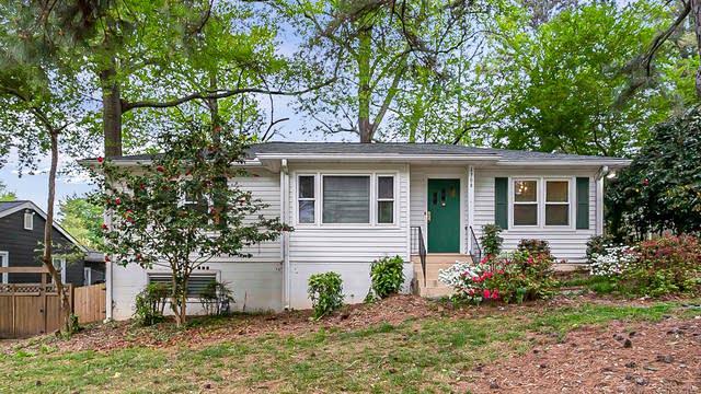 Photo 1 of 23 - 1708 Belle Isle Cir NE, Atlanta, GA 30329
