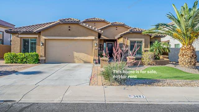 Photo 1 of 28 - 3481 E Isaiah Ave, Gilbert, AZ 85298