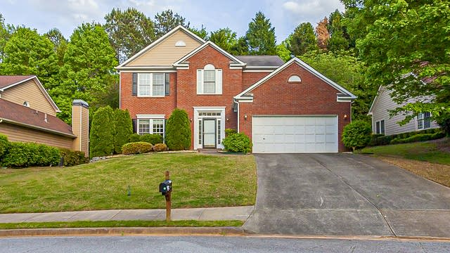 Photo 1 of 27 - 4954 Marsh Hawk Trl, Peachtree Corners, GA 30092