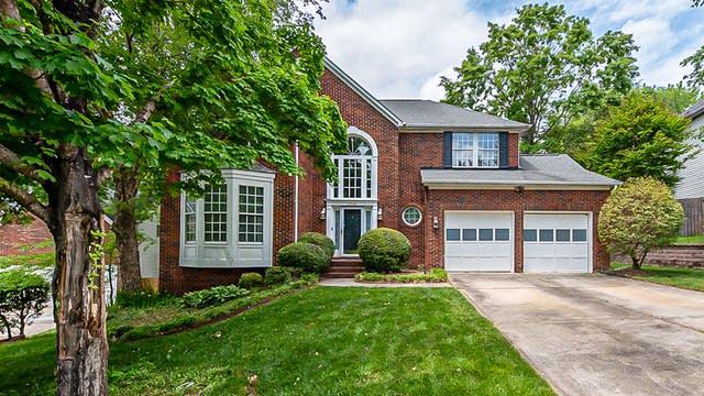 Photo 1 of 20 - 12724 Woodrose Ct, Charlotte, NC 28262