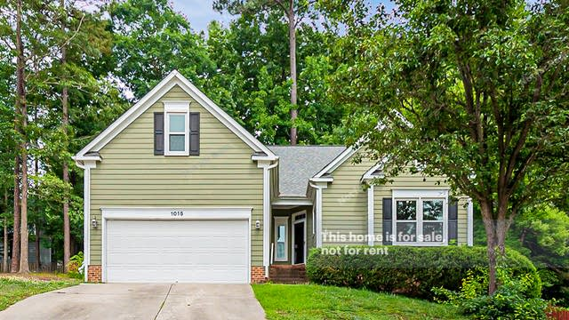 Photo 1 of 22 - 1015 Riverway Ln, Knightdale, NC 27545