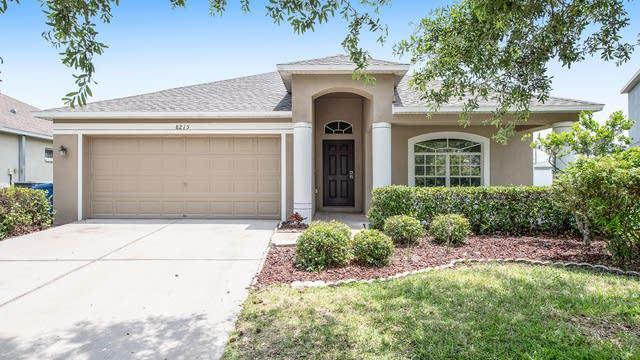 Photo 1 of 17 - 8215 Canterbury Lake Blvd, Tampa, FL 33619
