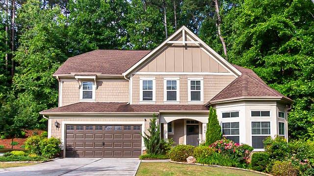 Photo 1 of 23 - 2740 Creekside Manor Dr, Powder Springs, GA 30127